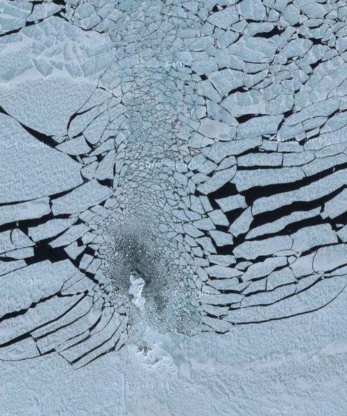 Sea Ice in Fogo Island's Shoal Bay - Google Maps