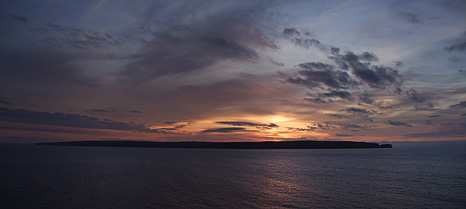 Bell Island Sunset - Portugal Cove