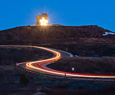The Cabot - Signal Hill