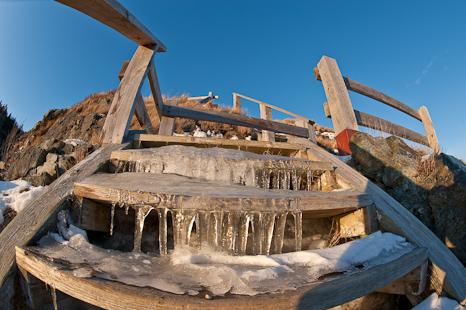 Slippery when frozen - Torbay