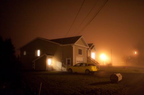 Fog - Torbay