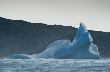 Iceberg - Notre Dame Island