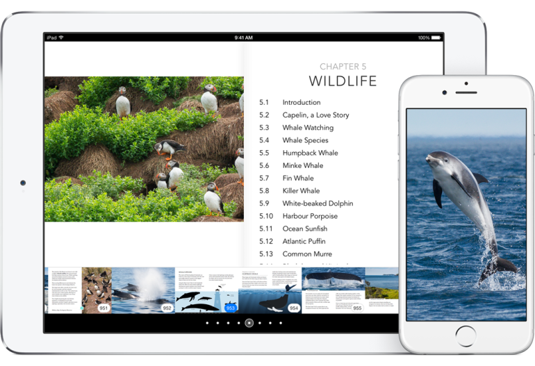 Wildlife-in-iBooks