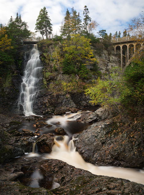 Waterfall - Cataracts Provincial Park