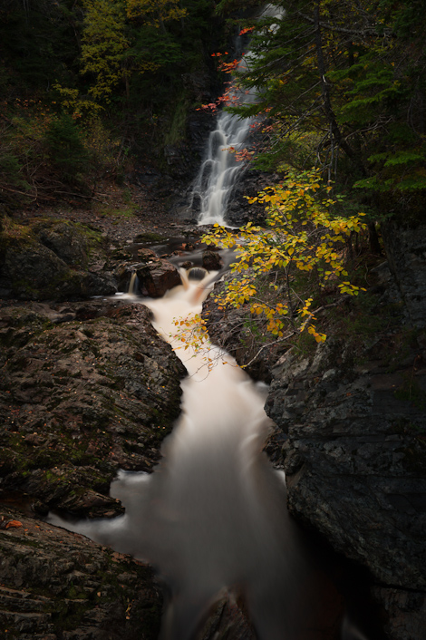 Flowing Water - Cataracts Provincial Park