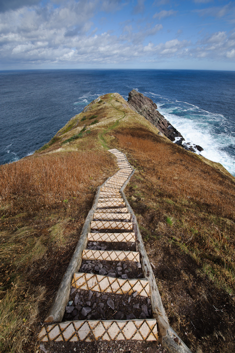 Stairway - Torbay Point