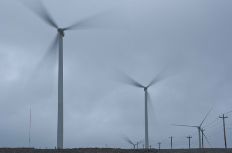 Wind farm - Fermeuse