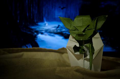 Origami Yoda - Dagobah