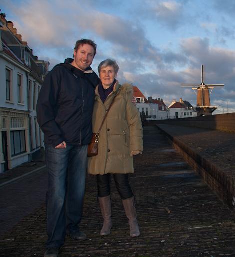 Me and my mom - Wijk bij Duurstede