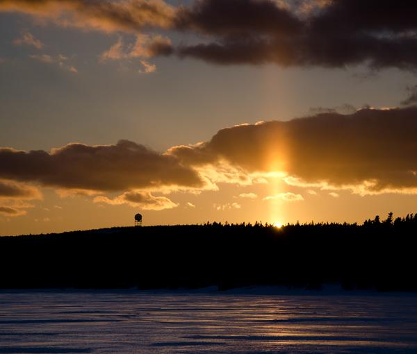 Sun Pillar - Torbay