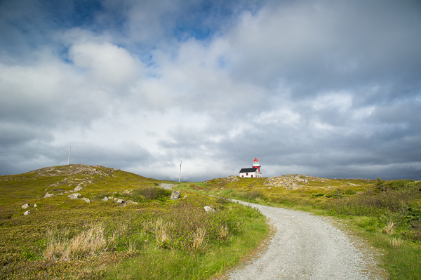 Second lighthouse of the day - Ferryland