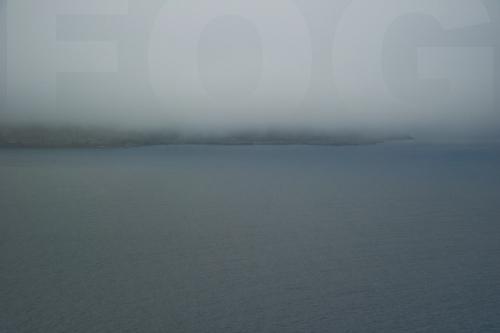 Fog over Torbay - Cobbler Path