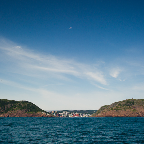 August 2011 - Bound for St. John's