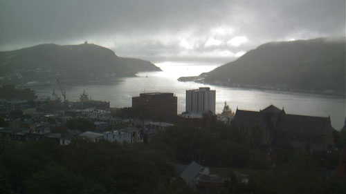 August 8 - HarbourCam, St. John's