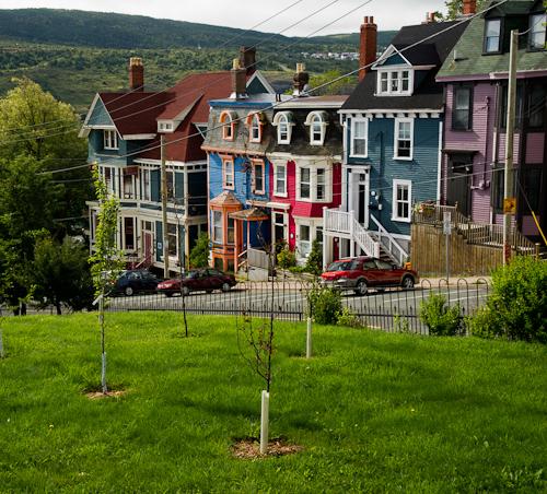 Garrison Hill - St. John's