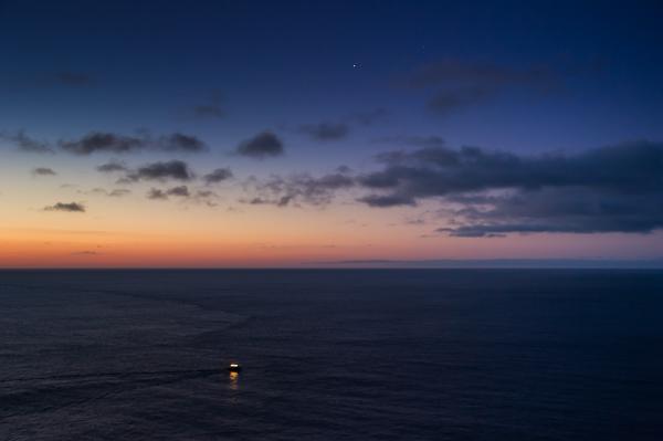 Nautical dawn - Cape Spear