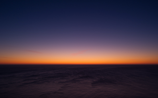 20 Minutes before sunrise - Cobbler Path