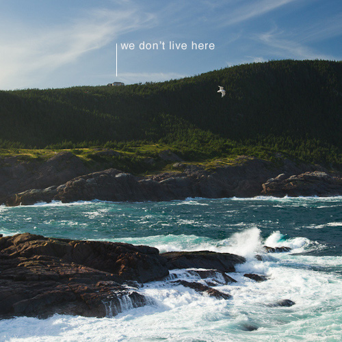 Living with a view - Logy Bay