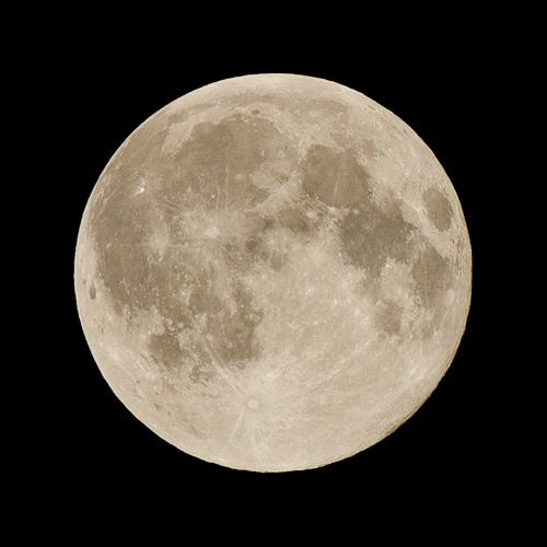 Full November Moon