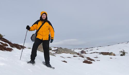 Me at Long Point - Spout Path