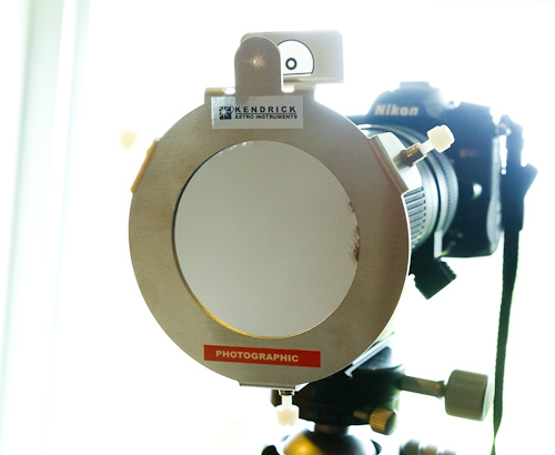 ND 3.8 Photographic Solar Filter
