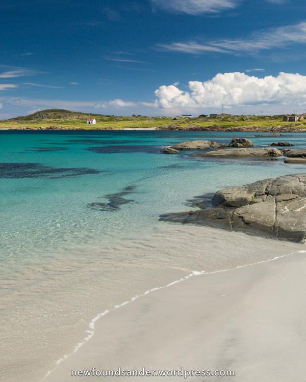 'Paradise Beach' - Sandy Cove, Fogo Island
