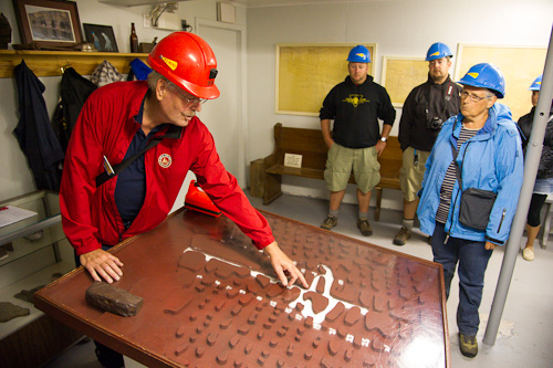Don the tour guide - #2 Mine, Bell Island