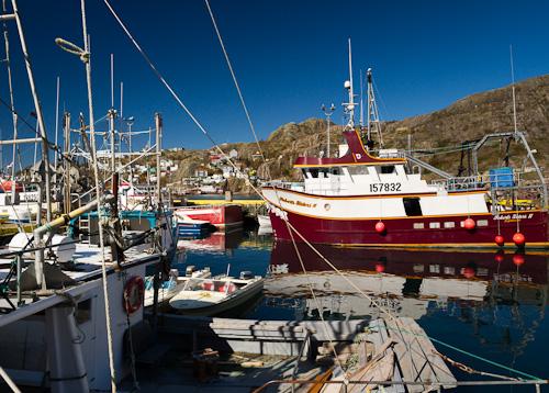 More fishing boats - St. John's