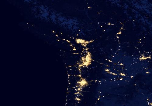 Night Lights of Newfoundland | newfoundsander