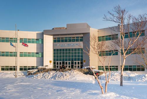 College of the North Atlantic - Prince Philip Drive Campus, St. John's