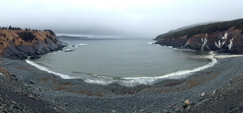 Grey weather - Outer Cove