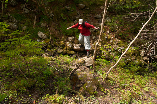 Hiking with Marije - East Coast Trail