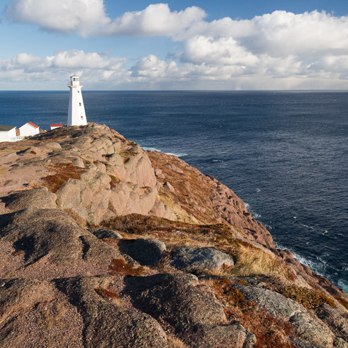 Light tower - Cape Spear