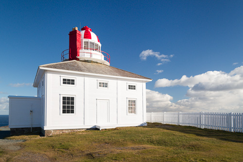 The old lighthouse - Cape Spear
