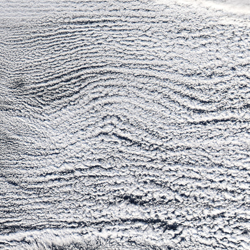 Intricate cloud patterns – Image Credit: NASA/GSFC, Rapid Response
