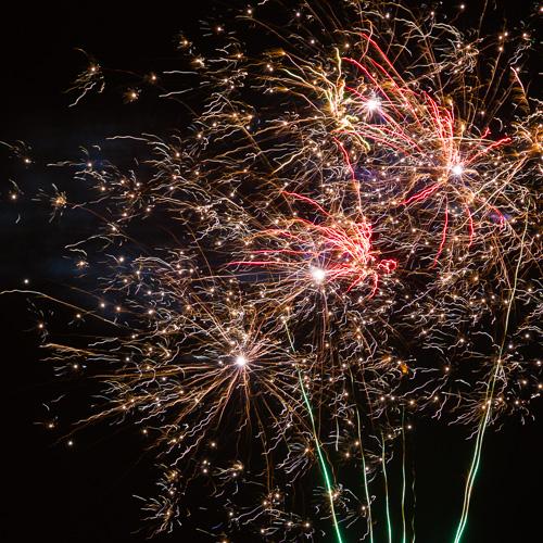 Fireworks sprites - Torbay