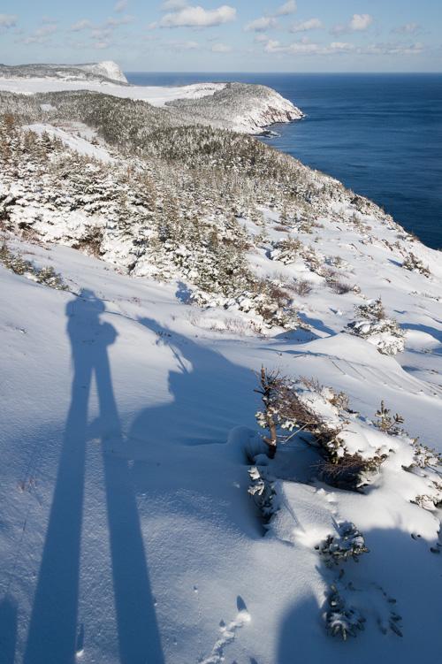 What a view! - Sugarloaf Path