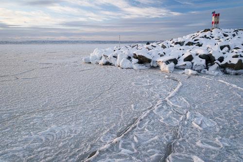Harbour ice - Bauline