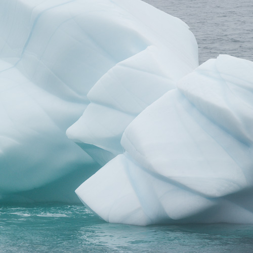 Smooth end of the iceberg - Bauline