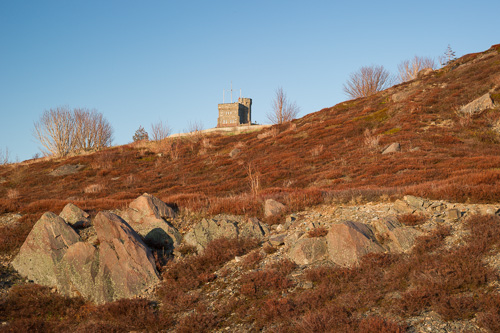 The Cabot Tower - Signal Hill, St. John's