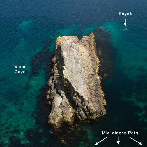 #6: Island Cove, Mickeleens Path