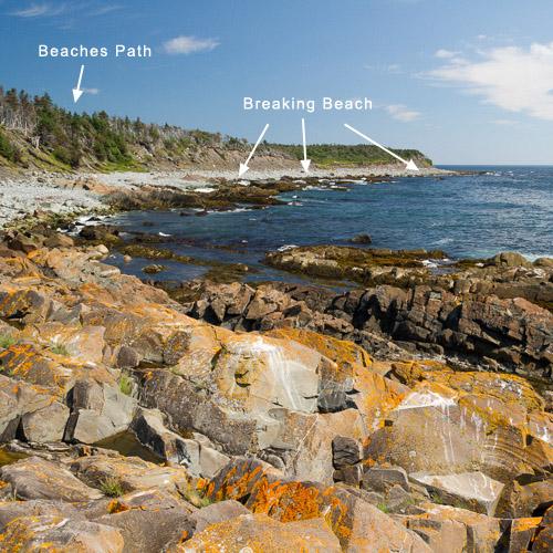 #8: Breaking Beach, Beaches Path