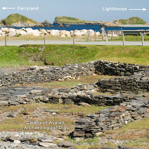 #2: The Colony of Avalon in Ferryland