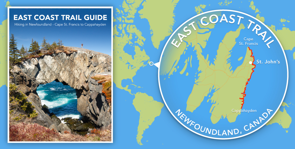 East Coast Trail Guide newfoundsander