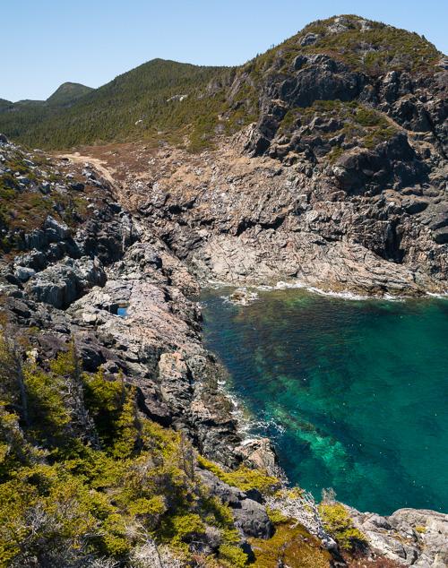 Back Cove, Cape St. Francis - White Horse Path