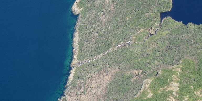 Brocks Head Falls - Piccos Ridge Path on Bing Maps