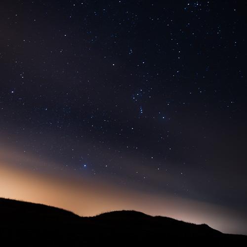 Stars and fog - Bell Island