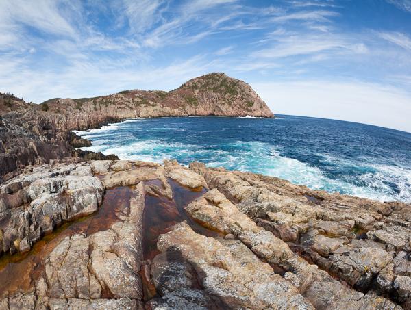 Cliffs of Cuckolds Cove - St. John's