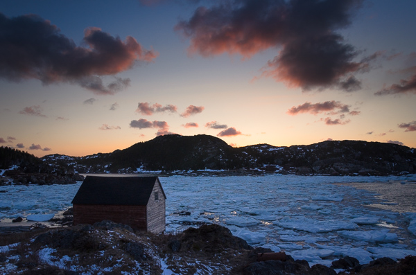 After the sunset - Salt Harbour
