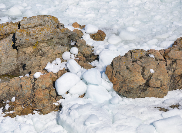 Ice & Rocks - Twillingate